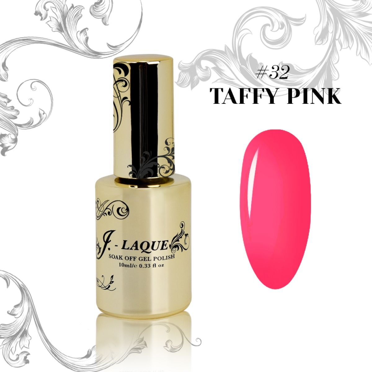 J-laque 32 Taffy Pink