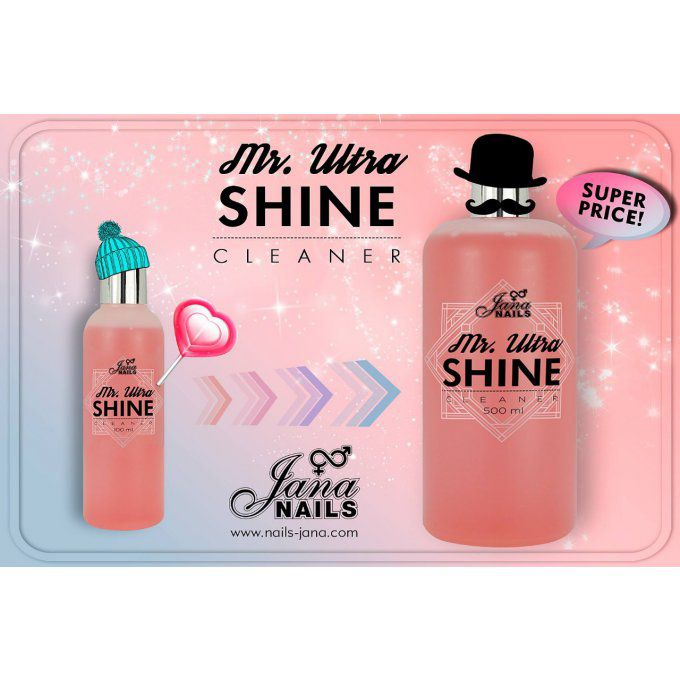 Mr. Ultra  Shine Cleaner 500ml