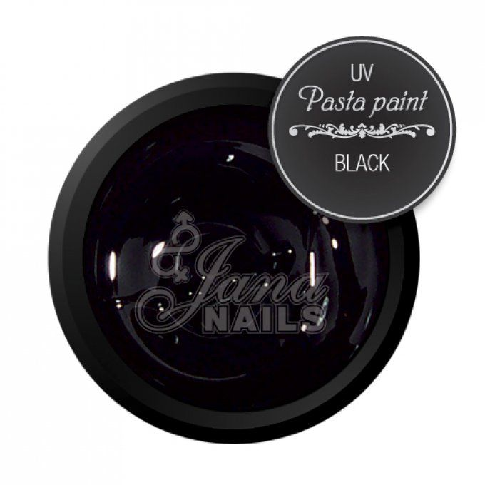 Pasta Paint Black 5 ml