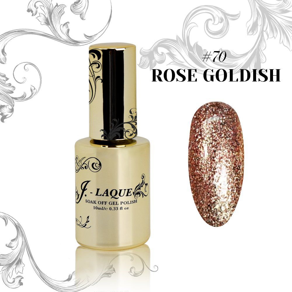 J-laque 70 Rose Goldish