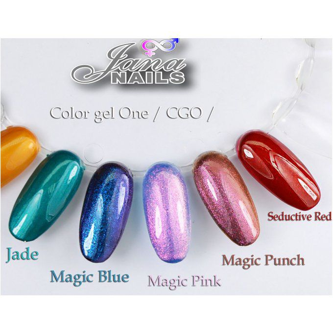 Couleur gel one Jade 5 ml