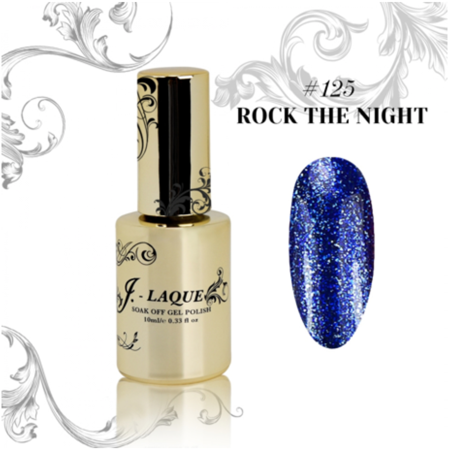 J-laque 125 Rock The Night
