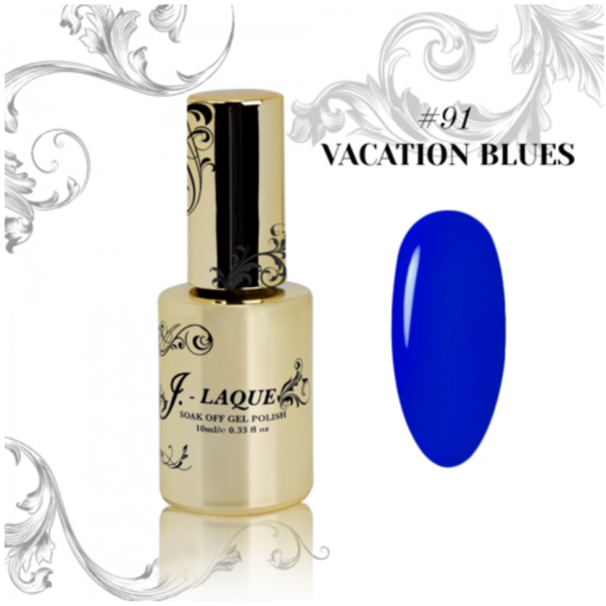 J-laque 91 Vacation Blues