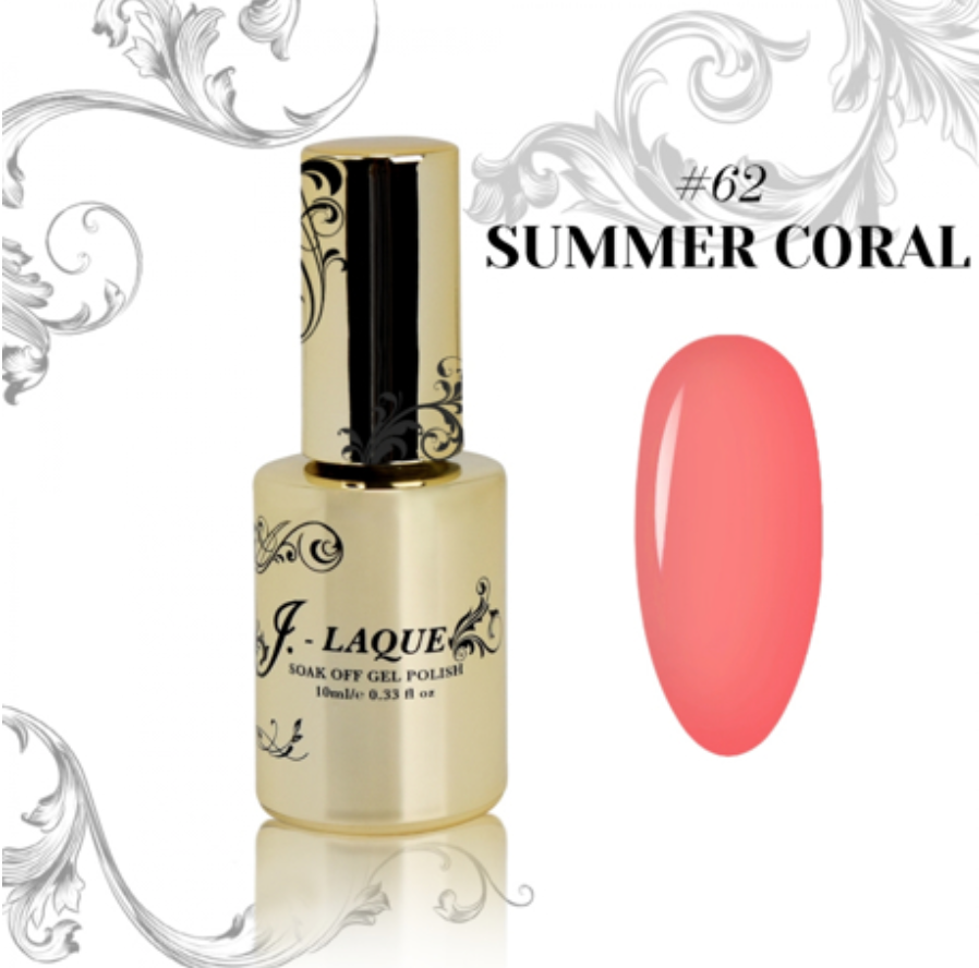 J-laque 62 Summer Coral