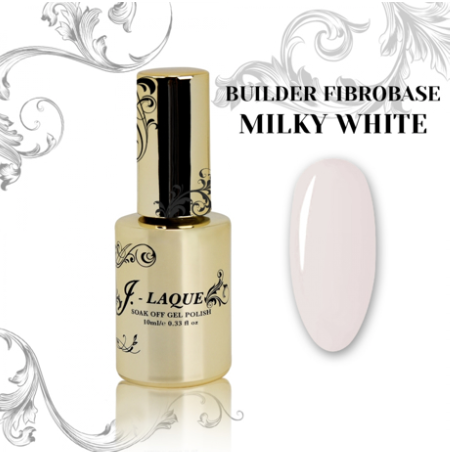 Builder Fibro Base Milky White 10 ml