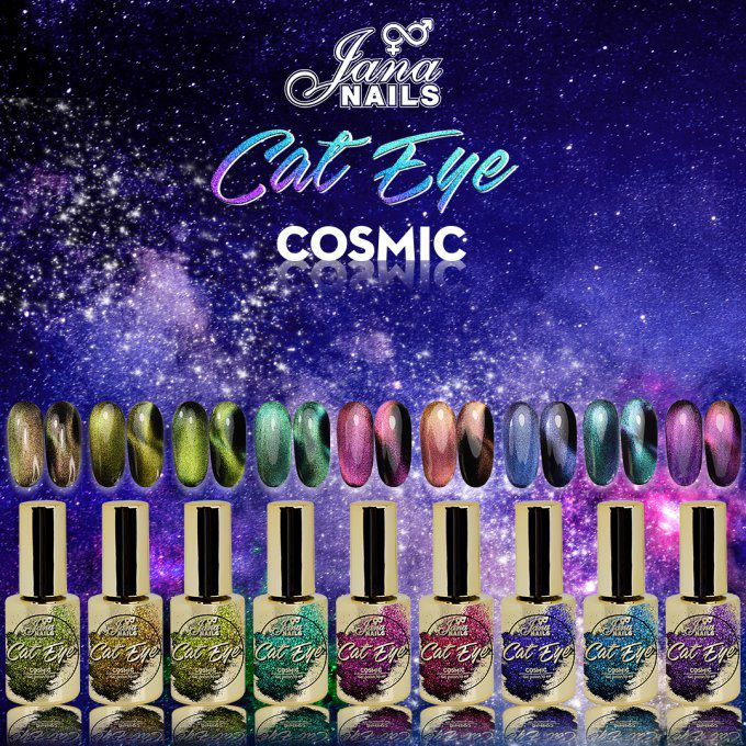 Cat eye cosmic N°2