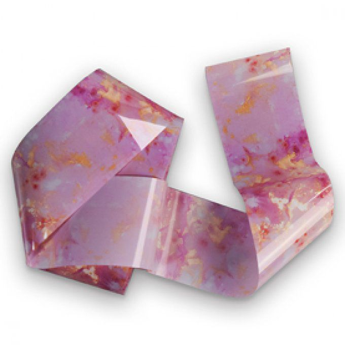 MARBLE FOIL PINK