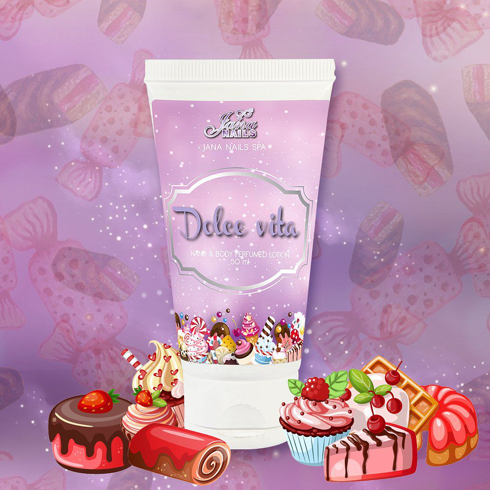 DOLCE VITA - Lotion Mains & Corps 50ml