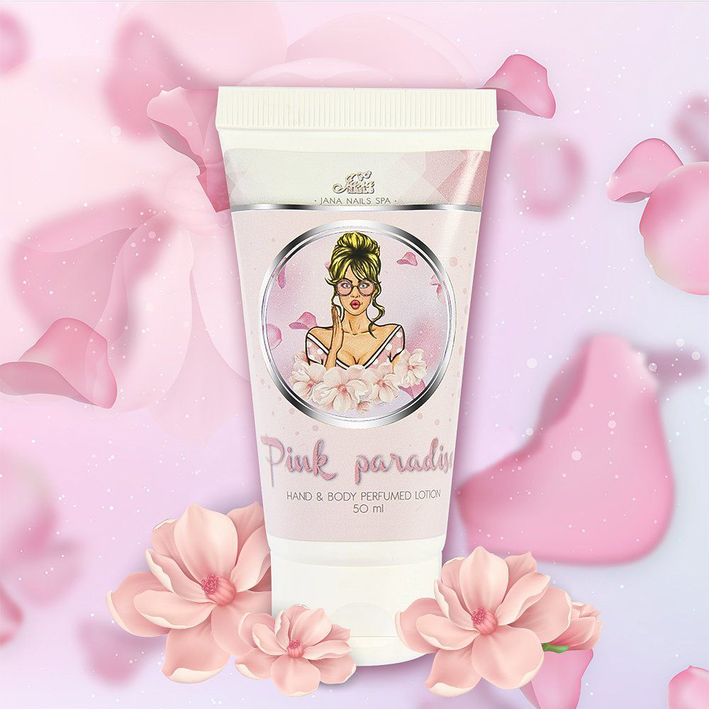 Pink Paradise - Lotion Main & Corps 50ml