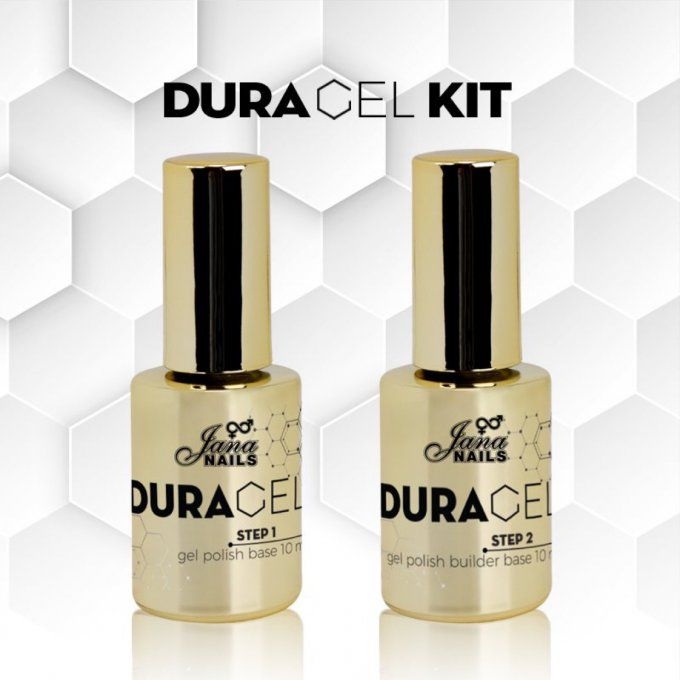 Duragel  Kit - step 1 & 2 10ml