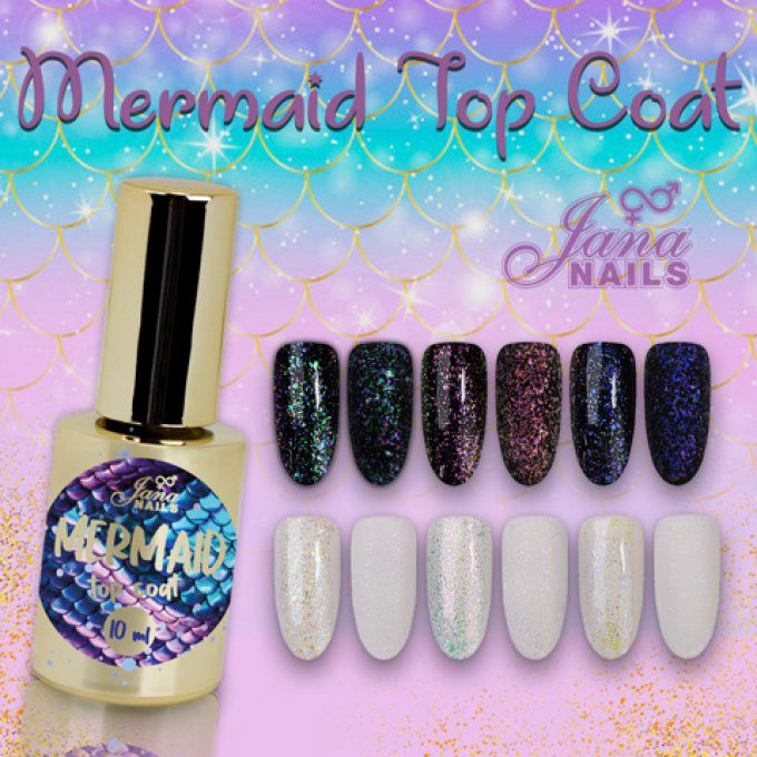 Mermaid Top Coat N°3 10ml