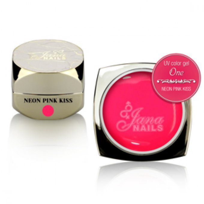 Color gel one Neon Pink Kiss 5ml